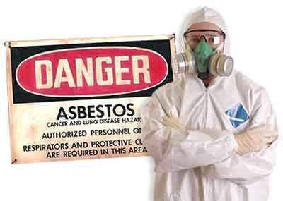 asbestos inspection picture