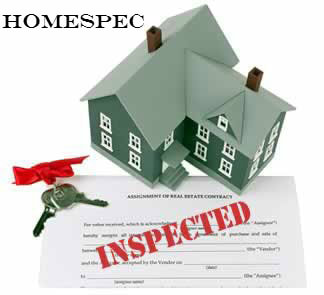 Homespec Logo Picture